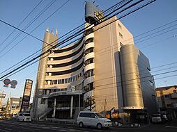 大阪府岸和田市上野町東の賃貸マンションの外観