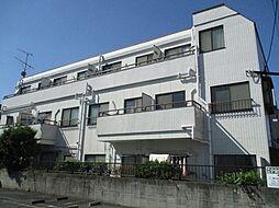 パインハイツ[3階]の外観