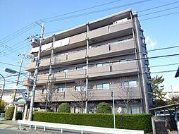 兵庫県宝塚市山本南2丁目の賃貸マンションの外観