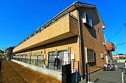 クレセントハイツTOKYUIII[1階]の外観