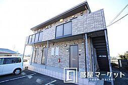 愛知県豊田市御立町8丁目の賃貸アパートの外観