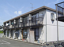 バーンフリート富野荘[2階]の外観