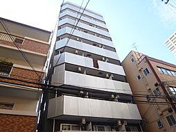 クラビス上町台[6階]の外観