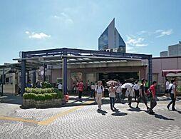 川口駅。何年か...