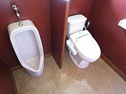 トイレ 新しい...