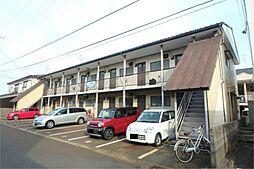 コーポ美津濃A棟[202号室]の外観