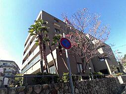 グランフォルム芦屋川別邸[3階]の外観