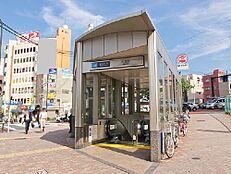 周辺環境-駅(640m)東京メトロ東西線「木場」駅