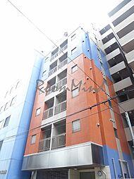 神奈川県横浜市中区寿町1丁目の賃貸マンションの外観
