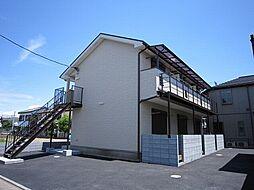第10松浦コーポ[1階]の外観