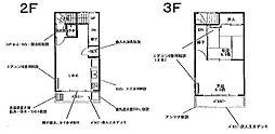 [一戸建] 京都府京都市左京区一乗寺里ノ前町 の賃貸【/】の間取り