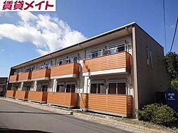 タウンカワサキA棟[2階]の外観