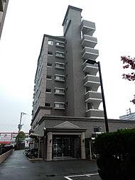 福岡県福岡市博多区吉塚3丁目の賃貸マンションの外観