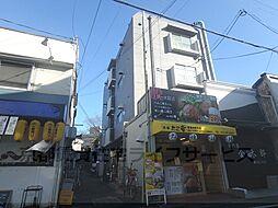 コーポ東福寺[202号室]の外観
