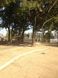 公園徒歩1分