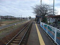 駅長良川鉄道線...