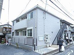 アパートメントハウスふじみ野[101号室]の外観