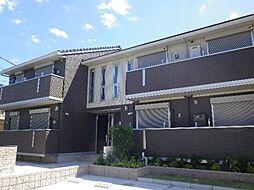 ディールーム津久野[1階]の外観