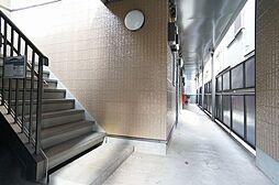 トップガーデンA[1階]の外観