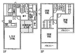 樟葉駅 2,380万円