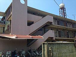 泉佐野グリーンハイツ[3階]の外観