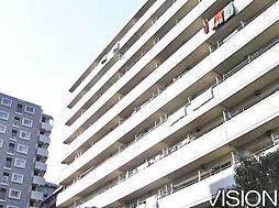 戸田公園スカイマンション[8階]の外観