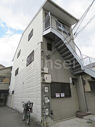 大阪府堺市堺区西湊町5丁の賃貸マンションの外観