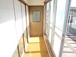 2階の廊下です...