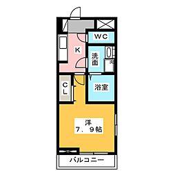 (仮)中田1丁目新築[3階]の間取り