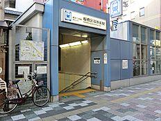 都営三田線板橋区役所前
