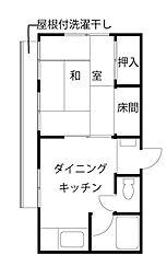 イングウェイSAKAI[101号室]の外観