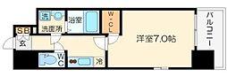 エスプレイス新大阪サウスゲート[4階]の間取り