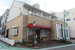 神奈川県横浜市金沢区能見台通の賃貸アパートの外観
