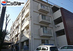 青柑レジデンス[4階]の外観