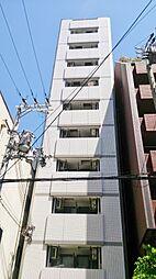 フリックコート西長堀[8階]の外観
