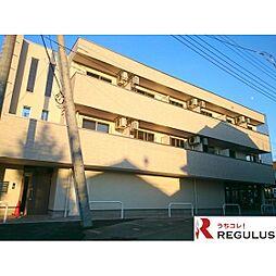 京成八幡WESTCOURT[307号室]の外観