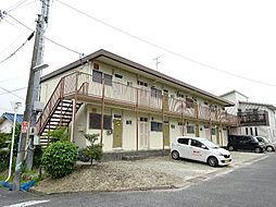 山本ハイツ[1階]の外観