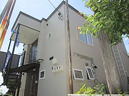 北海道札幌市東区北十七条東2丁目の賃貸アパートの外観