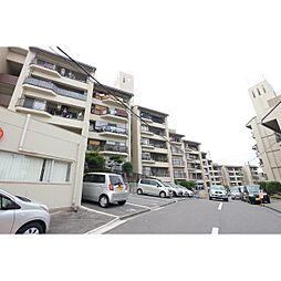 奈良県奈良市学園朝日元町2丁目の賃貸マンションの外観