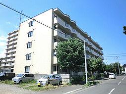 北海道札幌市東区北八条東19丁目の賃貸マンションの外観