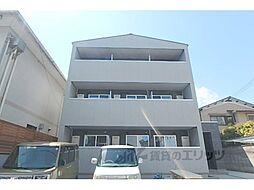 JR山陰本線 円町駅 徒歩8分の賃貸アパート