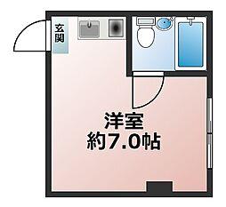 我孫子道駅 2.5万円