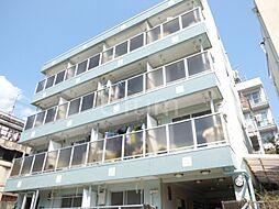 サンリーベ衣笠[4階]の外観