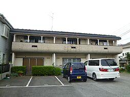 キムラハイツ[203号室]の外観