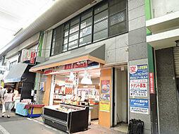 福岡県北九州市小倉北区魚町4丁目の賃貸アパートの外観