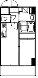 ラコルテ大濠[4階]の間取り