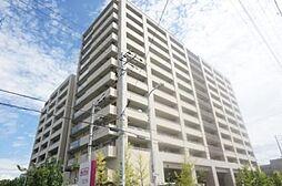 大阪府高槻市沢良木町の賃貸マンションの外観