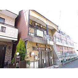 大阪府寝屋川市寿町の賃貸アパートの外観