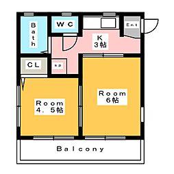 南桜井駅 4.9万円