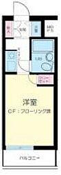 スカイコート戸塚[4階]の間取り